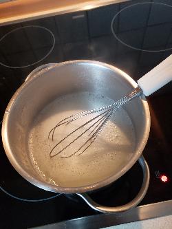 Geschirrspülmittel- Schritt 3