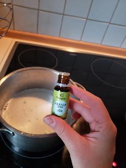 Geschirrspülmittel- Schritt 5